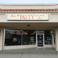 Hair By Patty Beauty Supply And Salon logo