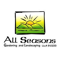 All Seasons Gardening And Landscaping logo