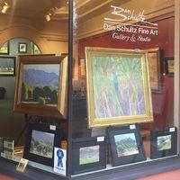 Dan Schultz Fine Art Gallery & Studio logo