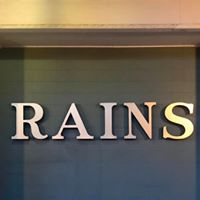 Rains Department Store logo