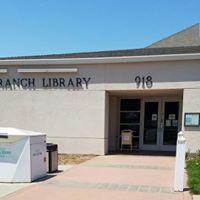 Nipomo Library logo