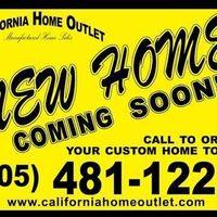 California Home Outlet logo