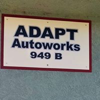 Adapt Autoworks logo