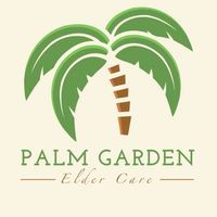 Palm Garden Elder Care logo