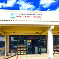 Paradise Trading Post logo