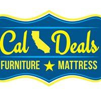 Cal Deals Furniture & Mattress logo