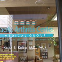 Pacific Arthritis Center logo