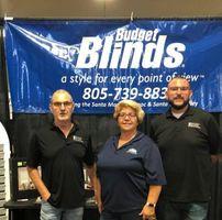 Budget Blinds Of Santa Maria logo