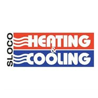 SLOCO Heating & Cooling logo