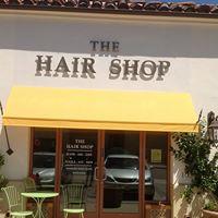 The Hair Shop logo