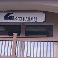 Ekmanian Tax & Accounting logo