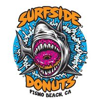Surfside Donuts logo