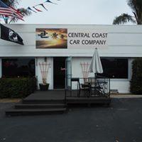 Central Coast Car Company logo