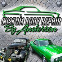 Custom Body Repair By Anderson logo