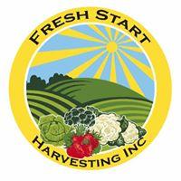 Fresh Start Harvesting Inc logo