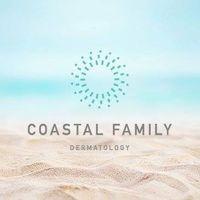 Coastal Family Dermatology logo