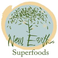 New Earth Superfoods logo