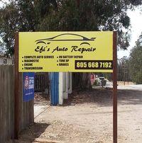 Efi's Auto Repair logo