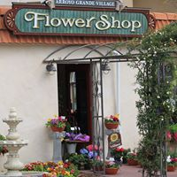 Arroyo Grande Village Flower Shop logo