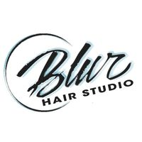 Blur Hair Studio logo