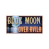 Blue Moon Over Avila logo