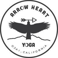 Arrow Heart Yoga logo