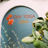 Ojai Yoga Shala logo