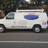 Martin's Rooter & Plumbing logo