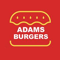 Adam's Burgers logo