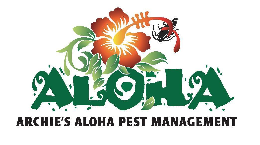 Archie's Aloha Pest Management logo