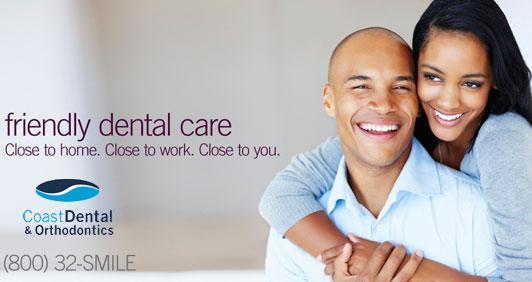 Coast Dental logo