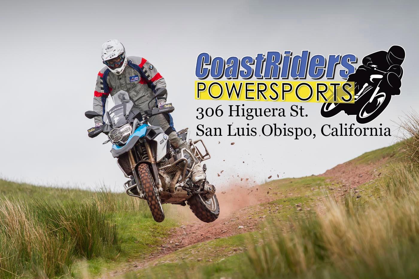 Coastriders Powersports logo