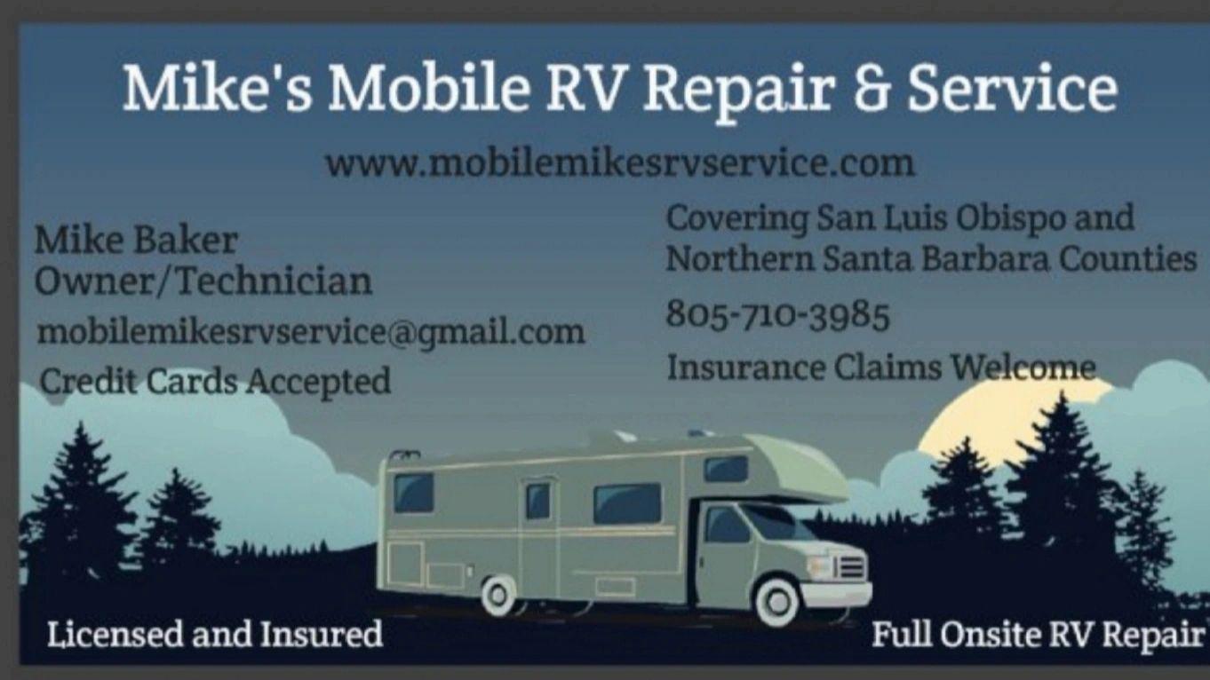 Mike's Mobile RV Repair & Service logo