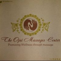 The Ojai Massage Center logo
