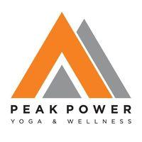 Peak Power Yoga & Wellness logo