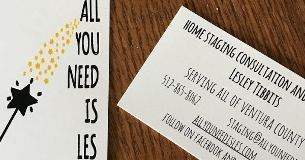 All You Need is Les - Home Staging Services logo