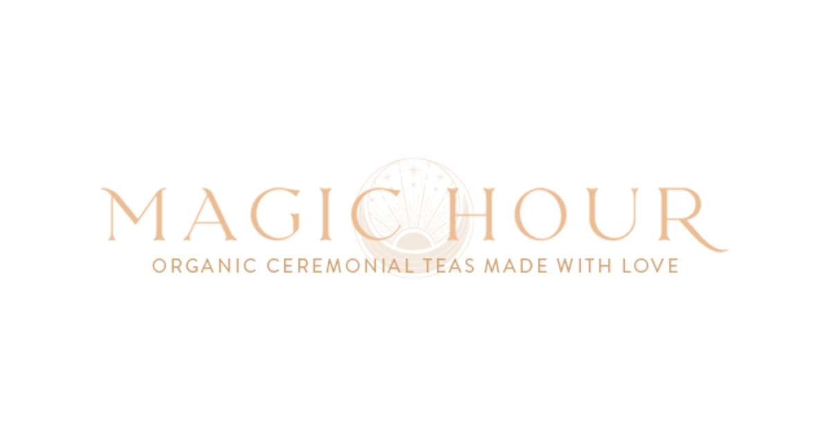 Magic Hour Ceremonial Teas & Gifts logo