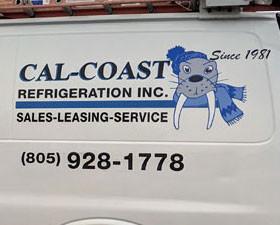 Cal-Coast Refrigeration Inc logo