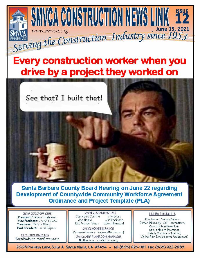 Santa Maria Valley Contractors logo