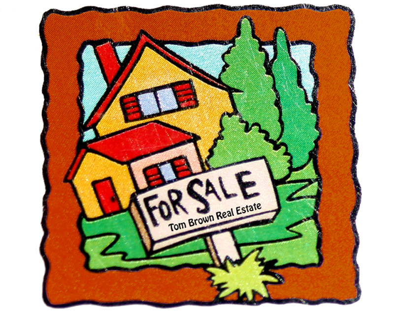 Tom Brown Real Estate | Your Home Sold Guaranteed Or We'll Buy It!* logo