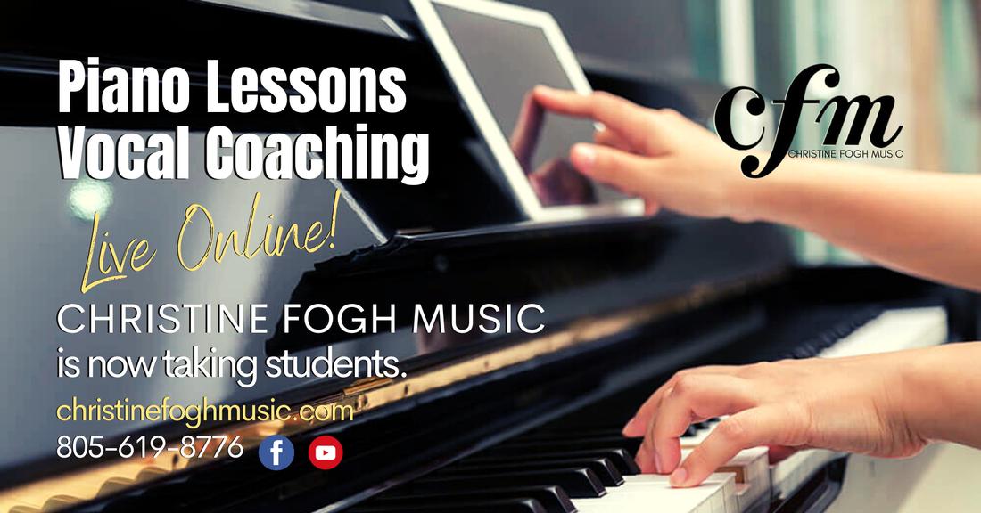 Christine Fogh Music logo