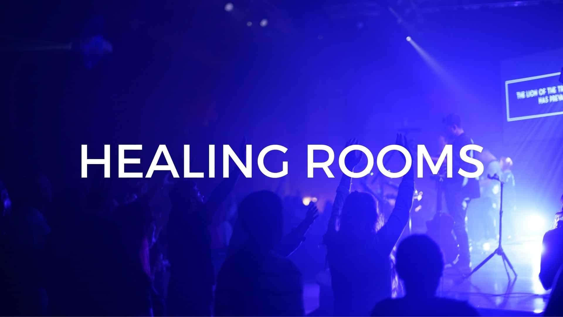 Healing Rooms of the Santa Maria Valley logo