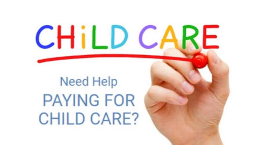 SBFCC Child Care Food logo