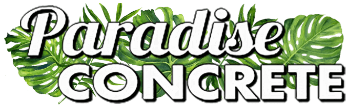 Paradise Concrete logo