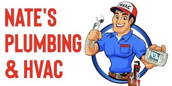 Nate's Plumbing & HVAC logo
