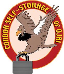 Condor Self Storage Of Ojai logo