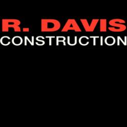 R Davis Construction logo