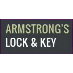 Armstrong's Lock & Key logo