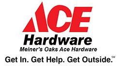 Meiners Oaks Ace Hardware logo