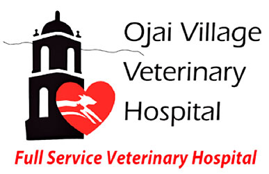 Ojai Village Veterinary Hospital logo